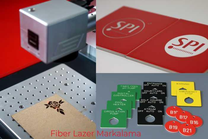 Fiber Lazer Markalama
